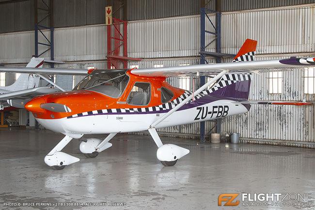 Glasair GS-2 Sportsman ZU-FBB Rand Airport FAGM