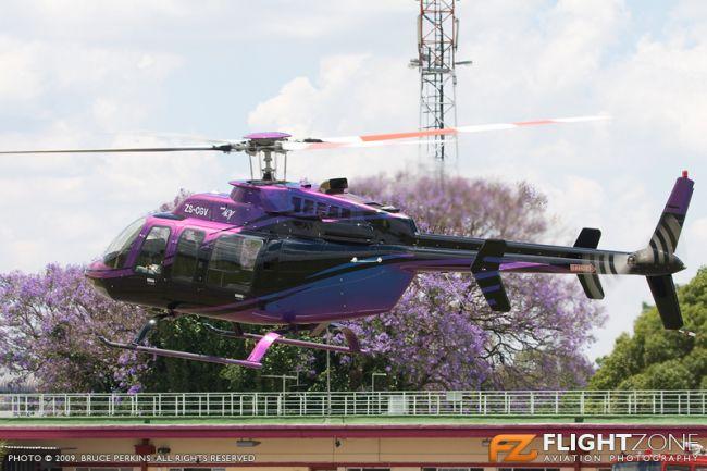 M Bel Airport bell 407 zs cgv rand airport fagm the g503 album