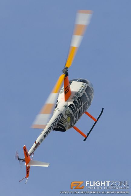 Robinson R44 ZS-ROD Rand Airport FAGM