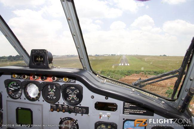 Yak-18T ZU-CFT Rand Airport FAGM