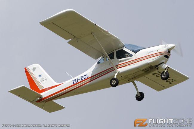 Tecnam ZU-ECL Rand Airport FAGM