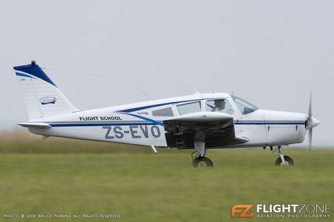 Piper PA-28 Cherokee ZS-EVO Rand Airport FAGM