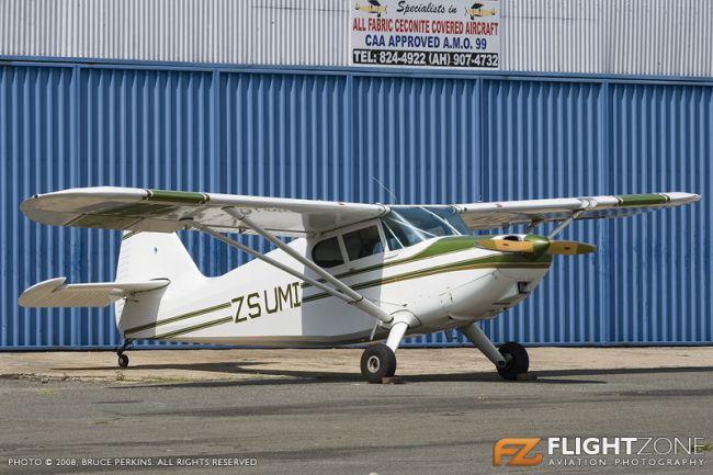 Stinson 108 ZS-UMI Rand Airport FAGM
