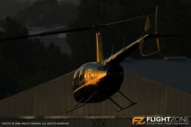 Robinson R44 ZS-RXU Rand Airport FAGM