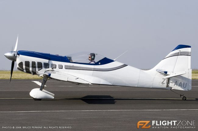 Zlin 50 ZU-AAU Rand Airport FAGM