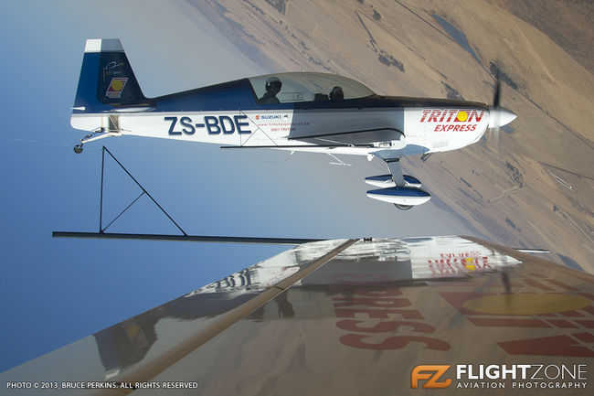 Walter Extra 300 ZS-BDE Rand Airport FAGM A2A