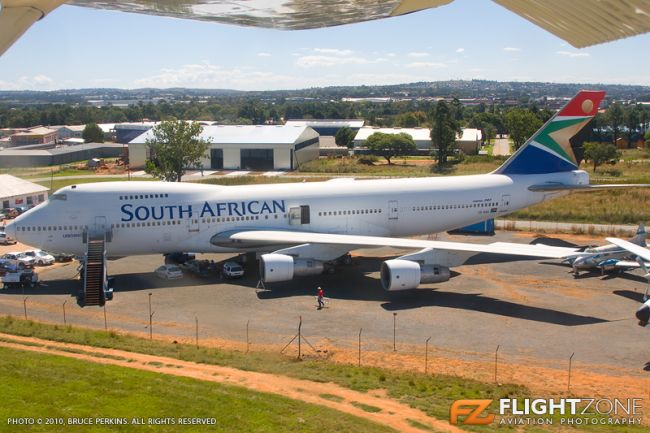 Boeing 747 200 Zs San Rand Airport Fagm 200 244 Saa Museum