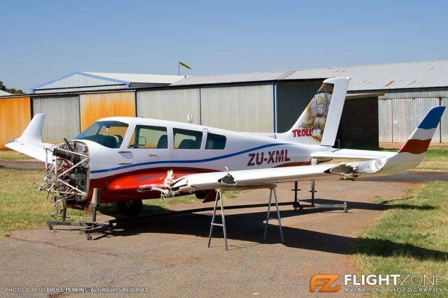 Ravin 500 ZU-XML Krugersdorp Airfield FAKR