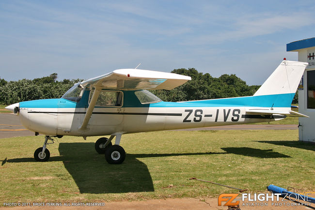 Cessna 150 ZS-IVS Virginia Airport FAVG