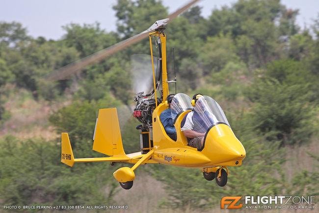 Magni Gyro M22 ZU-EHB Kittyhawk Airfield FAKT