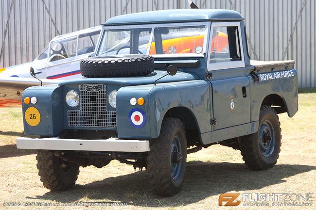 Land Rover Series 2 Petit Airfield FARA