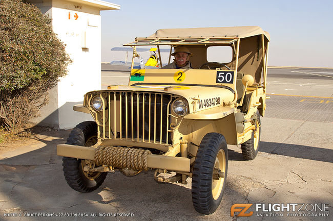 Willys MB Jeep Rand Airport FAGM