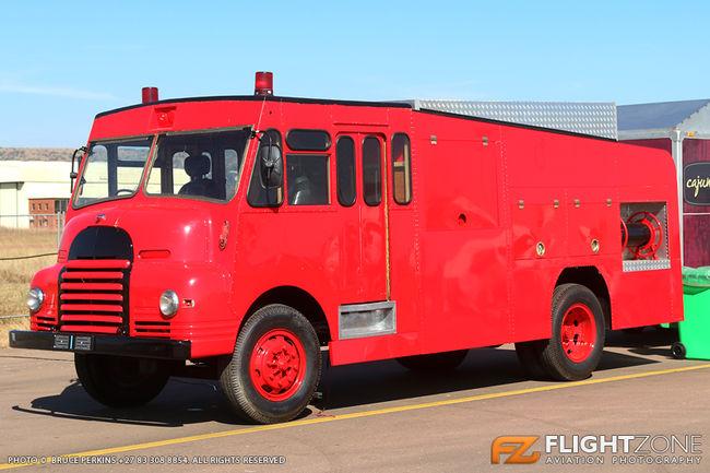 Fire Truck Wonderboom Airport FAWB