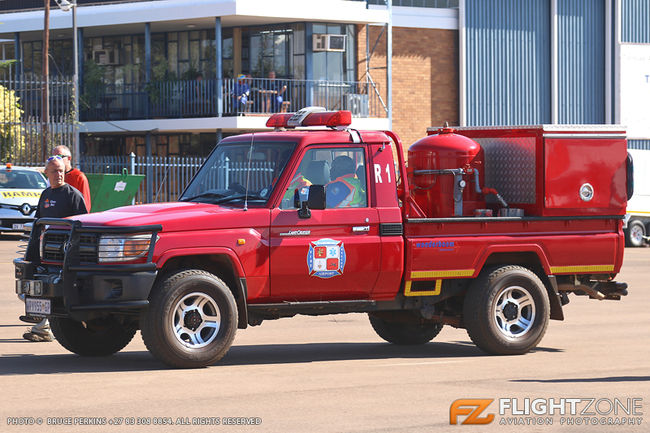 Fire Vehicle Wonderboom Airport FAWB