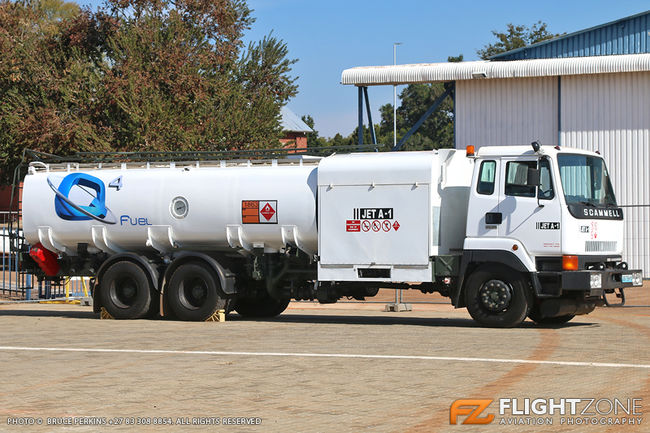 Fuel Truck Wonderboom Airport FAWB