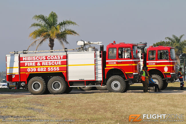 Fire Truck Margate Airport FAMG