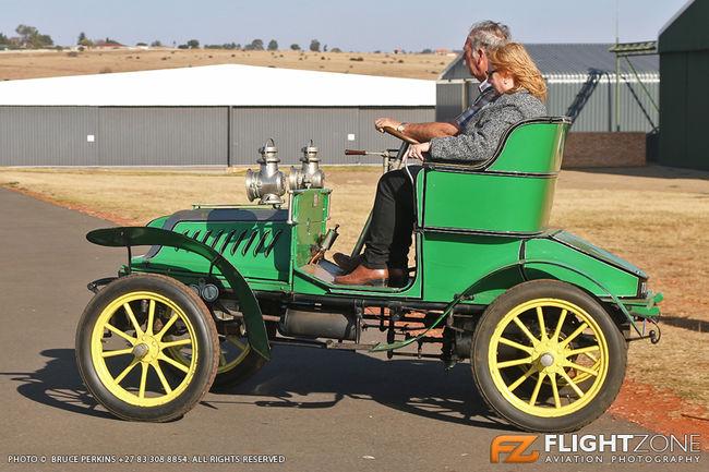 1904 De Dion Bouton Krugersdorp Airfield FAKR