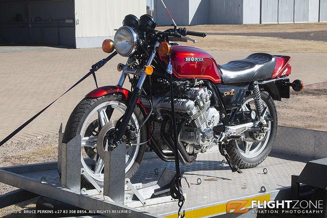 Honda CBS-X Super Sport Brakpan Airfield FABB