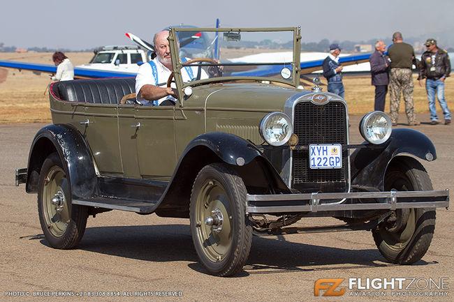 Chevrolet Car Krugersdorp Airfield FAKR