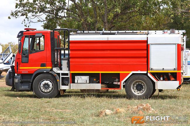 Fire Truck Zebula Airfield