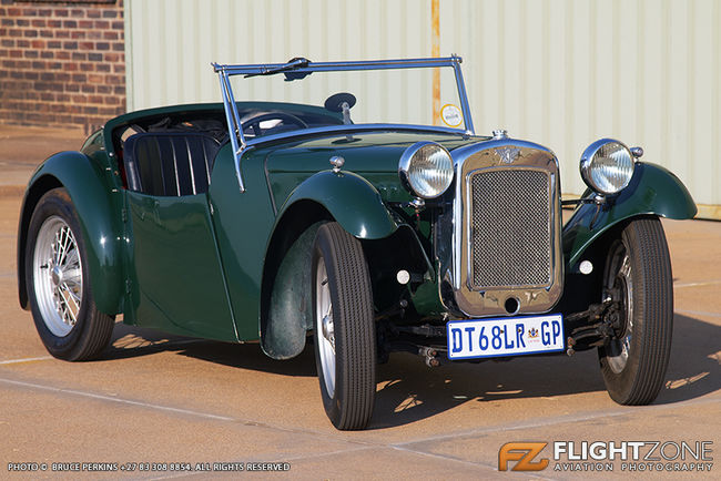 Austin 7 Nippy Krugersdorp Airfield FAKR