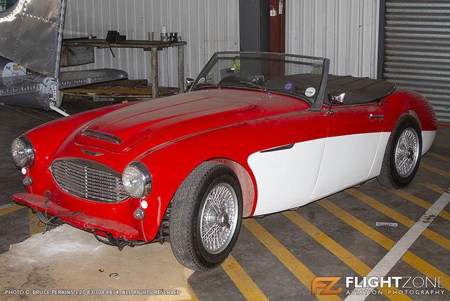 Austin Healy 3000 Rand Airport FAGM car