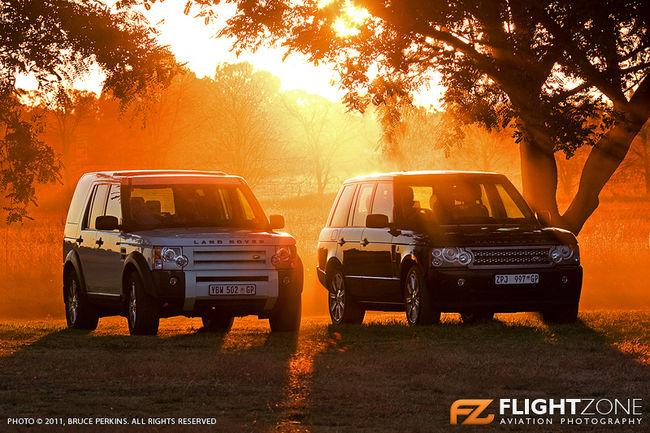Land Rover Petit Airfield FARA Car