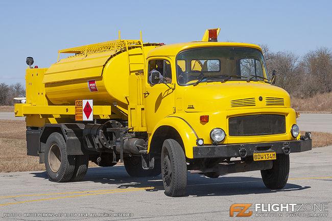 Fuel Bowser Hoedspruit AFB