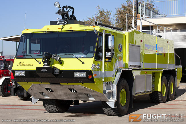 Flamestormer Fire Truck Wonderboom Airport FAWB