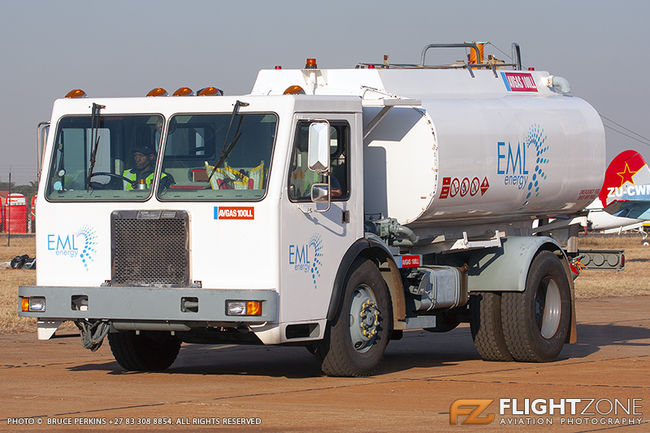 Ramp Star 2500 Fuel Bowser Wonderboom Airport FAWB