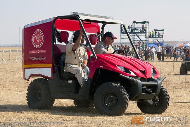Fire Buggy Secunda Airfield FASC