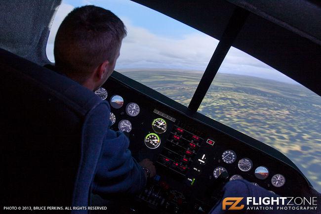 Central Flight Academy Flight Simulator Rand Airport FAGM