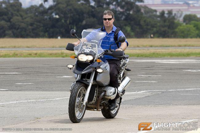 Bike Rand Airport FAGM