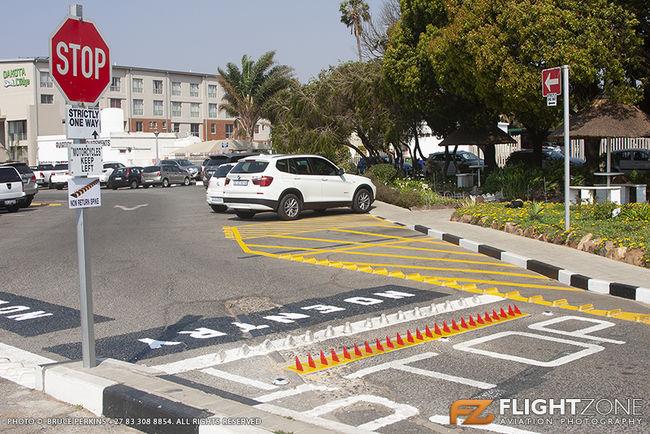 Rand Airport FAGM Spikes