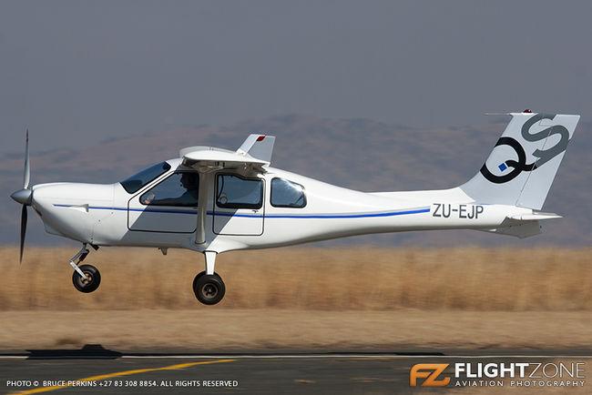 Jabiru ZU-EJP Rand Airport FAGM