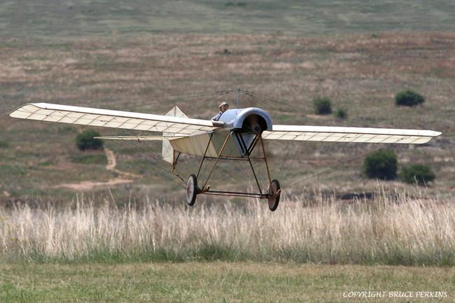 RC Model Blackburn Monoplane NERF