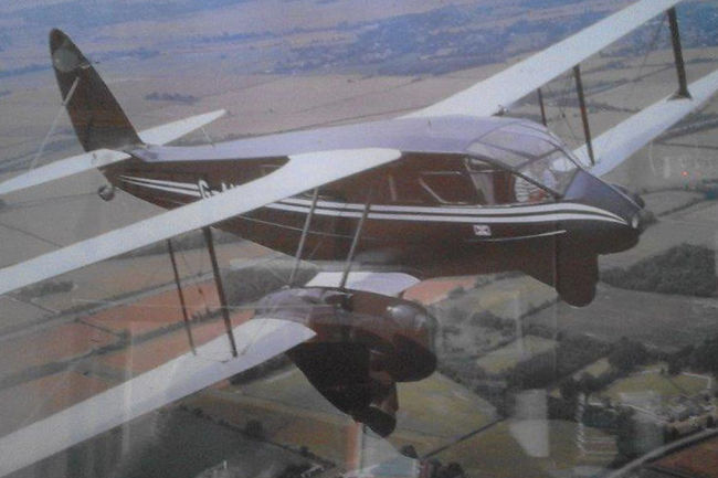 DH-89 Rapide pic