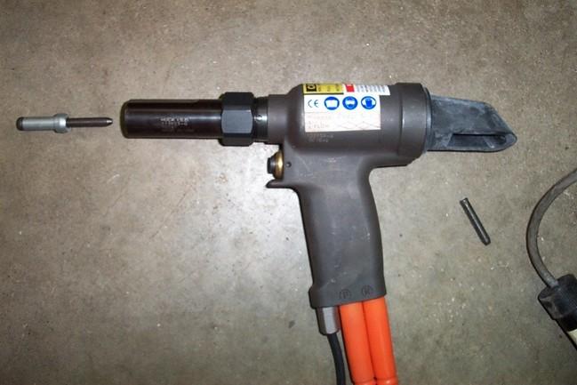 Huck Tool Repair At Mountainair Rivet Tools AK175