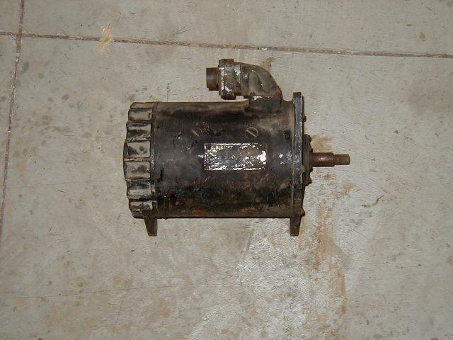 M38 M38A1 M-Series 25 Amp Voltage Regulator