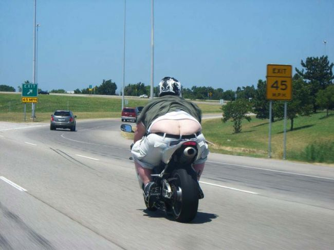 Fat Man Motorcycle
