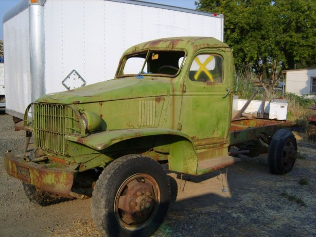 Chevy Military Trucks for Sale