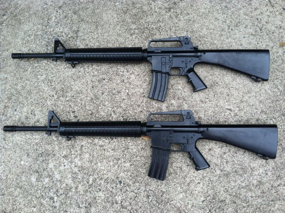 Wts M16a2 Rubber Duck Training Rifles 225 Shipped