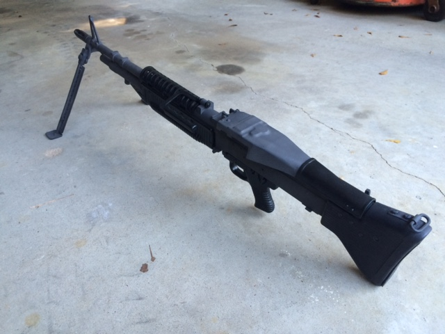 M60 replica built on demilled receiver - G503 Military